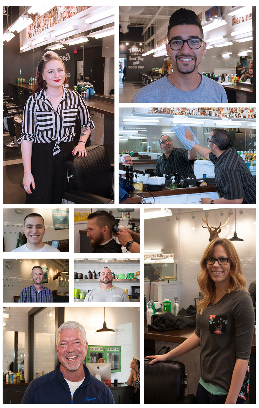About Us Blue Star Barbershop