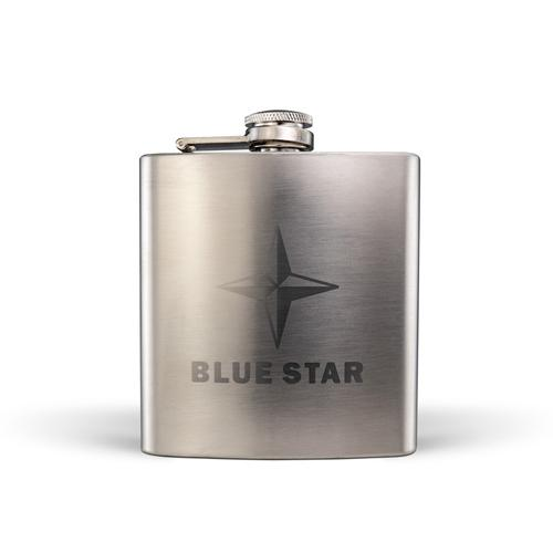 After Shave Flask